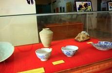 沉船文物展在广义省开展