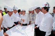 越南政府总理要求为在和乐的河内国家大学建设规划项目解决困难