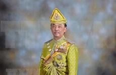 马来西亚国王宣誓就职