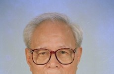 原越共中央政治局委员阮德平同志逝世