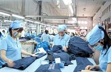 越南纺织业继续吸引外国投资商的眼球