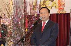旅外越南侨胞喜迎2019年春节
