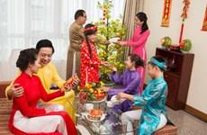 派压岁钱——越南人春节传统美俗
