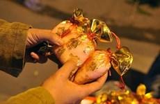 春节初一买盐——越南人过年的习俗