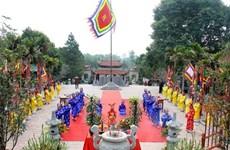 数万人春节期间来到海阳省各寺庙迹上香拜佛