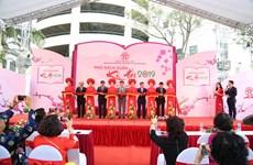 2019己亥年春节书街活动开幕