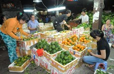 越南水果应加大国内市场的开拓