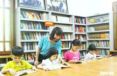 乂安省努力推广阅读文化  促进全民阅读