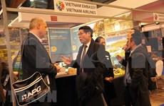 越南旅游日益受到比利时游客的青睐