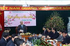 越通社简讯2019.2.11