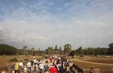 2019年新春佳节期间柬埔寨接待游客量达近100万人次