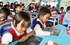 越南重视少数民族越南语教学工作