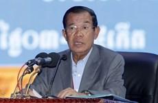 柬埔寨首相洪森指责欧盟干涉该国内政