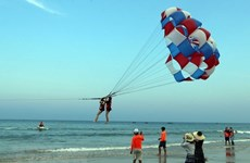 马来西亚游客青睐越南中部海滩