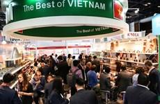 越南20家企业参加2019年阿联酋迪拜国际食品展