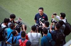 越南U22足球队今日启程前往柬埔寨参加2019东南亚U22锦标赛