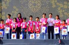胡志明市拨出1.54万亿越南盾展开2019年己亥春节社会保障项目