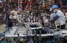 岘港市加大对高科技领域的招商引资力度