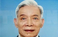 原国会副主席阮福清逝世