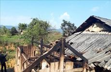 雷暴袭击北部多省 导致1人失踪3人受伤