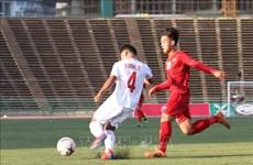 东南亚U22足球锦标赛:东南亚媒体高度评价越南队的胜利