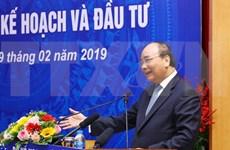 阮春福访问计划与投资部:不会接受不见效的旧措施
