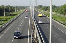 加快推进中良-美顺高速公路项目施工进度