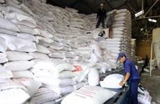 努力疏解稻米销售中面临的困难