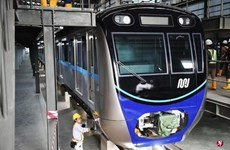 地铁系统有助于改善印尼的交通面貌