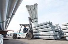 越南和发集团首次对印度出口近1000吨镀锌钢管