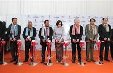 越南参加第四届东盟—印度博览会