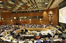 越南代表赴纽约参加联合国年度议会听证会