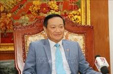越共中央总书记、国家主席阮富仲对老挝进行正式友好访问具有十分重要意义
