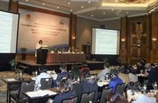 越南分享采用国际财务报告准则的经验