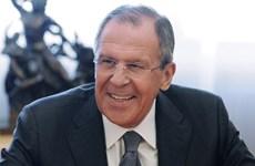 俄罗斯外长谢尔盖·拉夫罗夫高度评价越俄多方面合作关系
