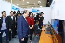 阮春福总理对美朝领导人第二次会晤的准备工作进行实地检查