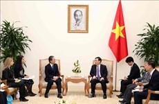 越南政府欢迎日本永旺集团扩大在越经营活动