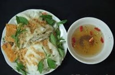 美朝领导人第二次会晤:为记者提供免费河内传统美食
