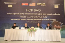 越南趁美朝领导人会晤机会推广旅游形象