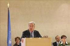 联合国人权理事会第40次会议开幕 越南代表与会