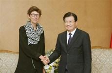 郑廷勇副总理:欢迎挪威企业对越南开展投资合作活动