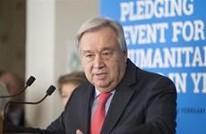 美朝领导人第二次会晤:联合国对两位领导人的对话表示欢迎