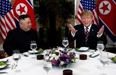 美朝领导人第二次会晤:美朝两国在无核化问题上做出巨大努力