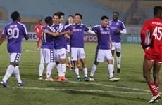 2019年亚洲足协杯:河内队10比0大胜纳加科普队