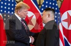 美朝领导人第二次会晤:美国总统特朗普在28日举行的会晤后将会面记者