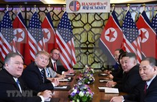中国媒体支持在河内举行的美朝领导人第二次会晤