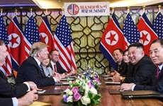 金正恩宣布朝鲜愿实现无核化  特朗普强调会晤取得巨大成功