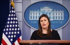 美朝官员扩大会议提早结束 双方未达成任何协议