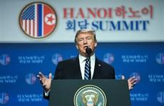 美朝领导人第二次会晤:制裁问题是两国领导未达成协议的原因