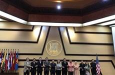 美国强调重视与东盟的合作